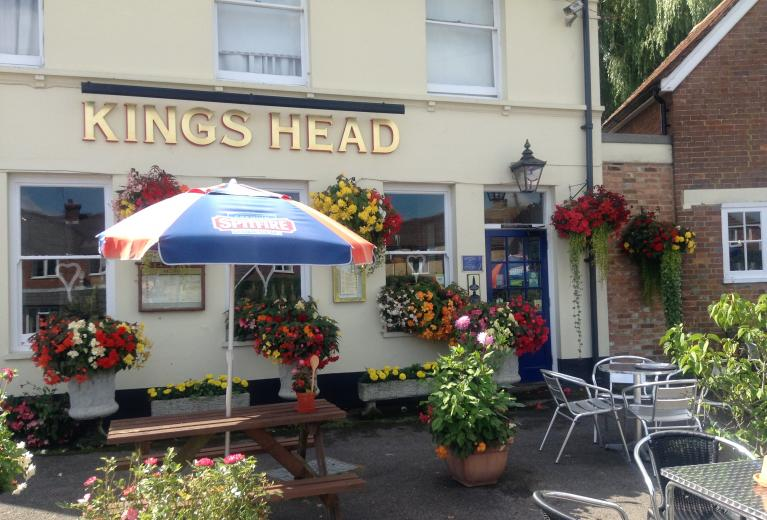 Kings Head, Shadoxhurst, Ashford, Kent